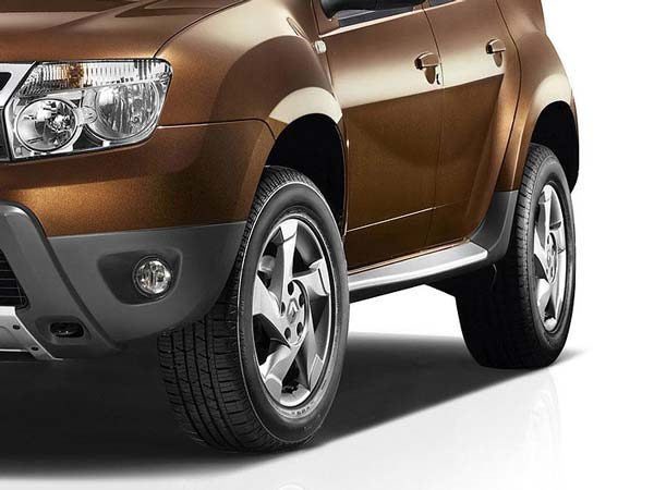 12. Renault Duster: Male Gender Fender