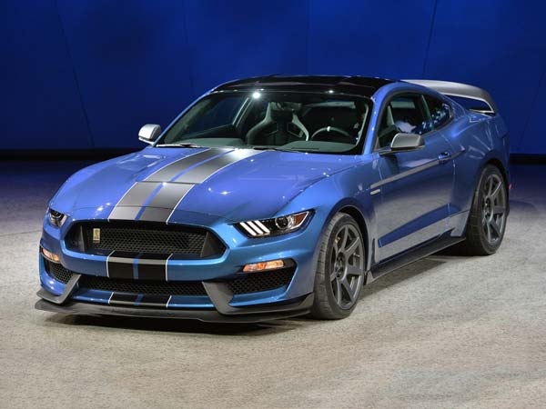 17. Ford Shelby GT350 R: