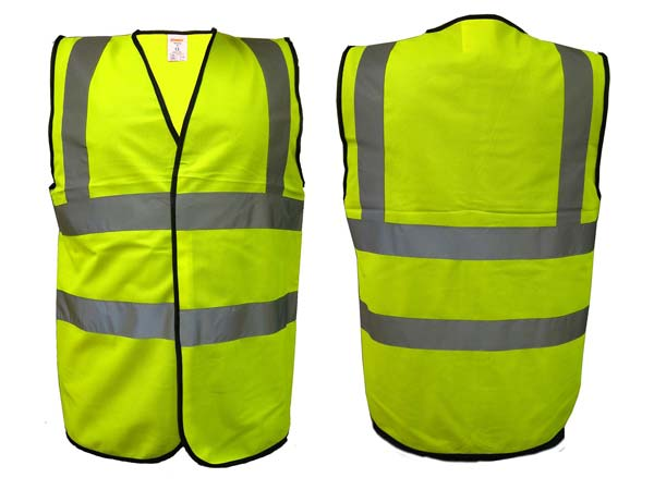 10. High Visibility Jacket: