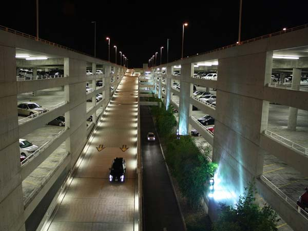 Top 10 Biggest Parking Lots In The World Drivespark