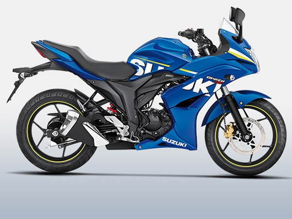 suzuki gixxer sf features