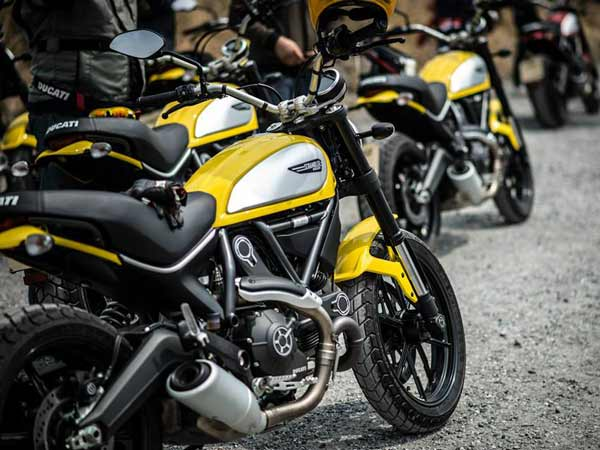 ducati scrambler price in india