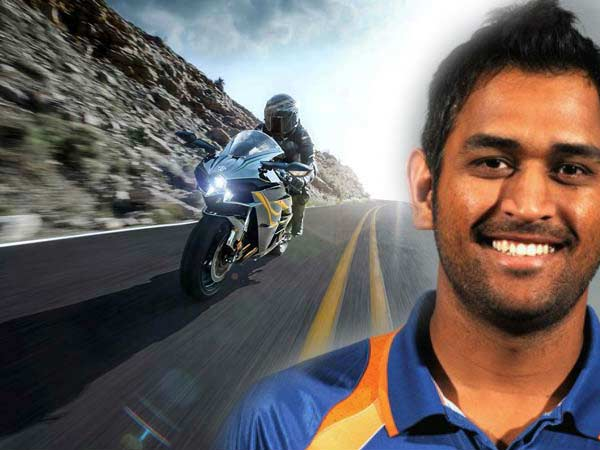 MS Dhoni Treats Himself With A Kwacker Of A Machine!