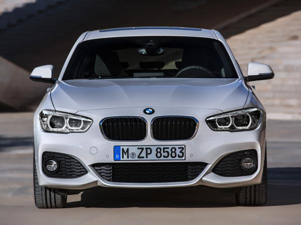 Bmw 1 Series Price In India