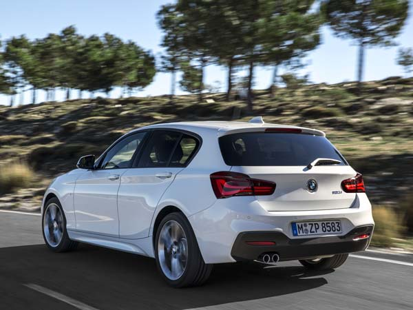 Bmw 1 Series Refreshed Model Launching In India Soon Drivespark News