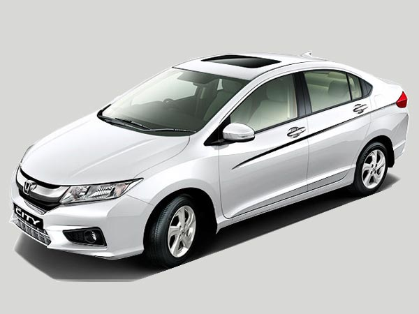 Honda City Vx O Launch India