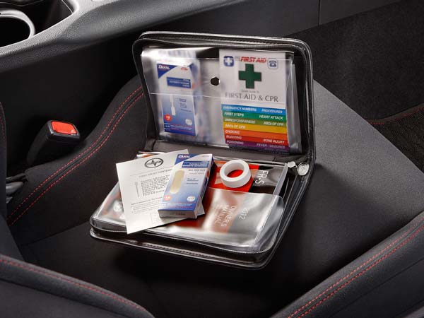11. First Aid Kit: