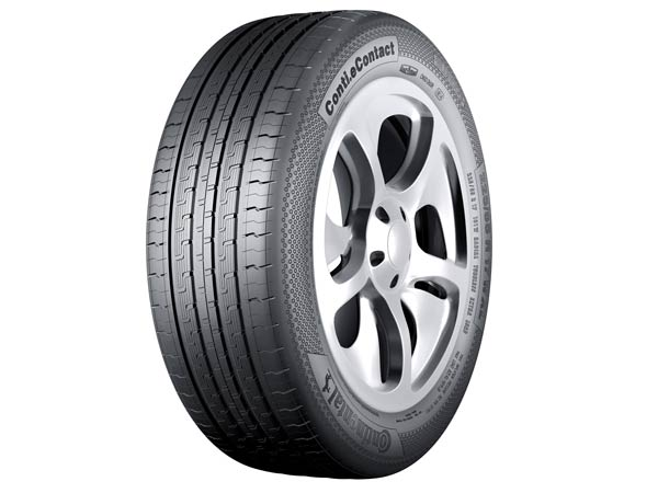 3. Tyres: