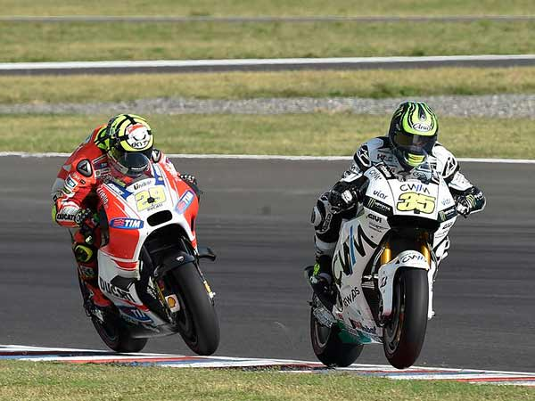marquez epic battle