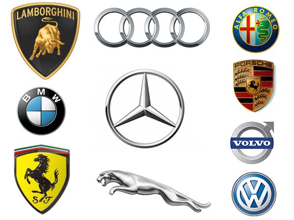car logos history 10 iconic car emblems with great tales to tell
