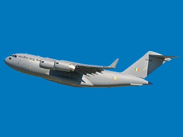 indian air force c 17 aircrafts