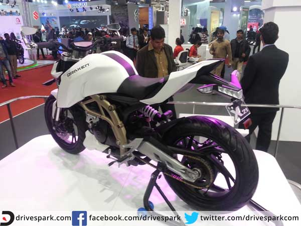 tvs bmw motorcycle