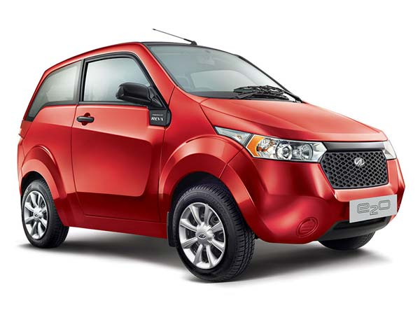 mahindra reva e2o price in india
