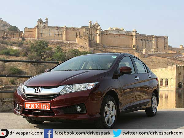 honda india sales report