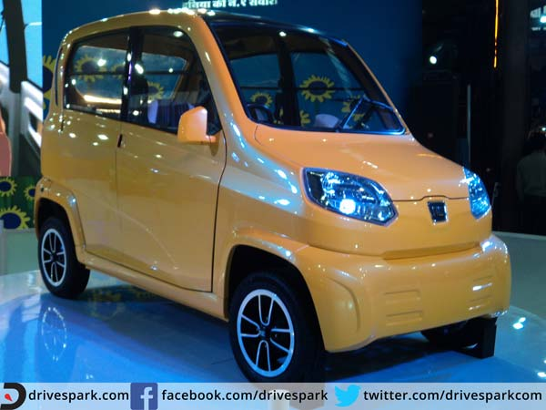 bajaj re 60 quadricycle government clearance