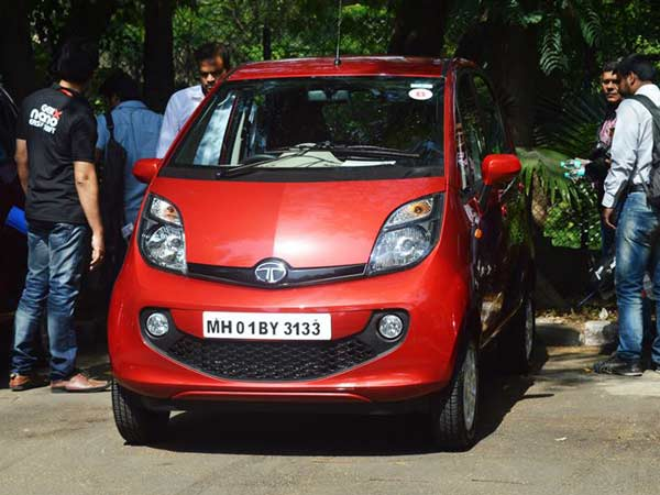 tata nano genx india launch date