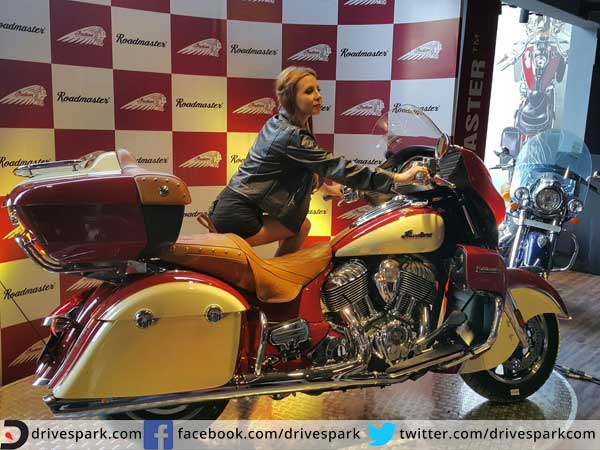 indian road master bangalore launch