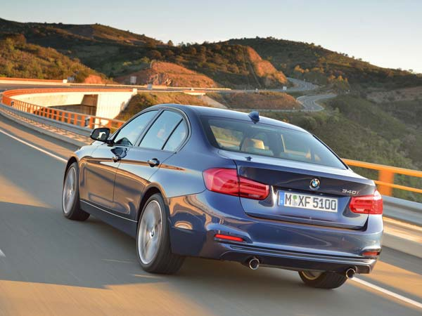 bmw 3 series reveal