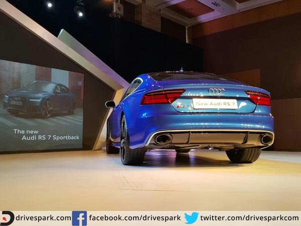 2015 Audi Rs7 Facelift Launched In India Price Features Specs