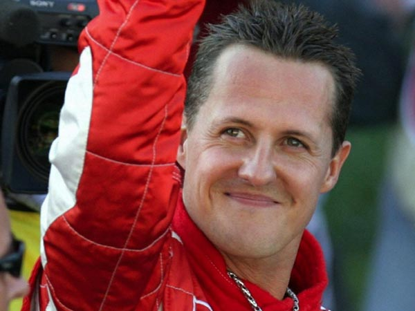 michael schumacher status update