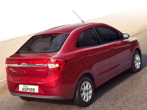 ford figo aspire safety standard in india