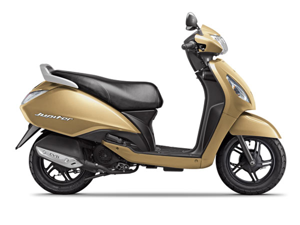 Rule the streets with India's most fuel-efficient scooter