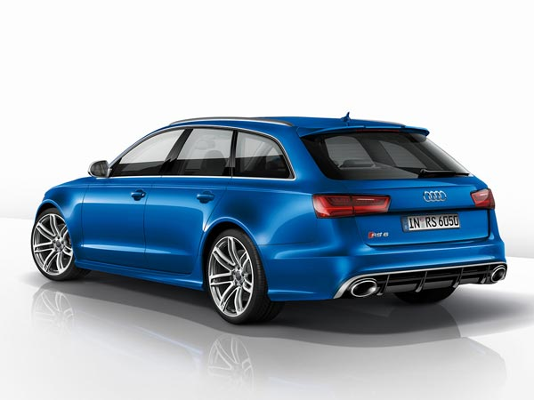 Audi Rs 6 Avant Most Likely To Launch In India On 4th June