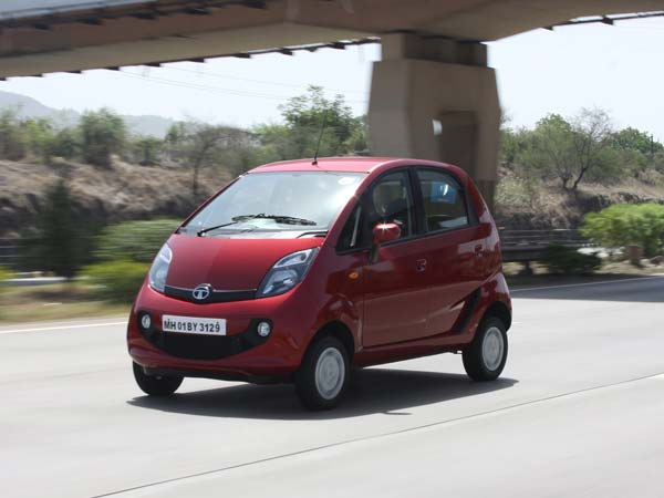 tata nano genx amt launch
