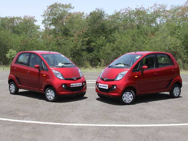 tata nano amt launch