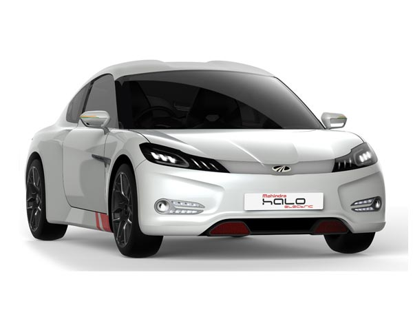 Mahindra Reveals Its Halo Electric Sportscar!