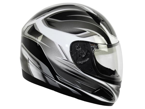 What are modern day helmets made of?
