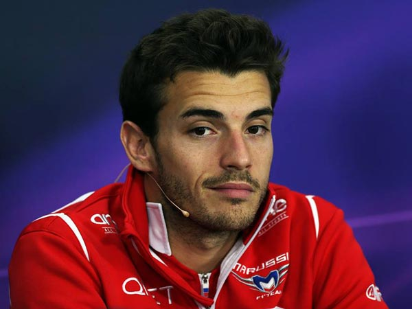 jules bianchi after the accident