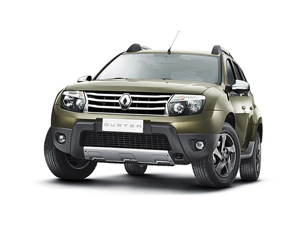 1. Renault Duster and Nissan Terrano