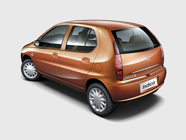 2. Tata Indica and CityRover
