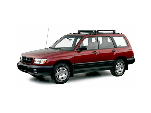 7. Subaru Forester and Chevrolet Forester