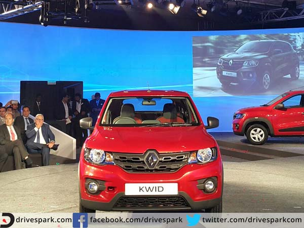 renault Kwid engine specifications