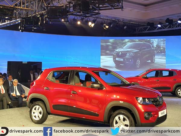 renault Kwid feature and specs