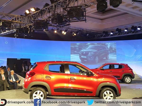 renault Kwid india launch