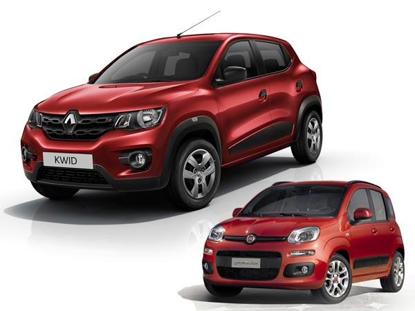 1. A Fiat Panda for India...