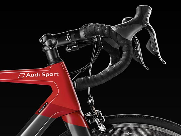audi limited edition bicycle