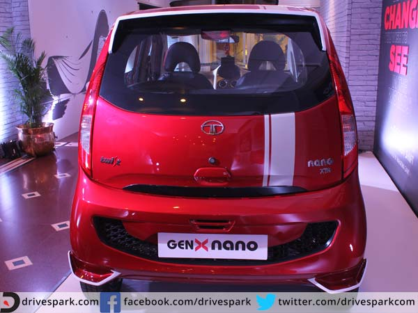Nano GenX Fully Kitted By Tata Motors Designers!