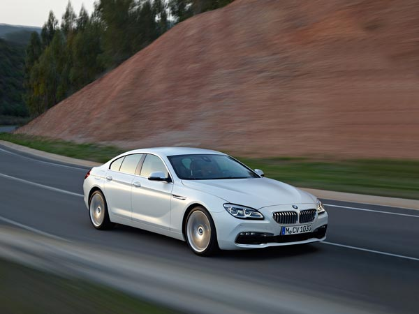 bmw 6 series gran coupe india
