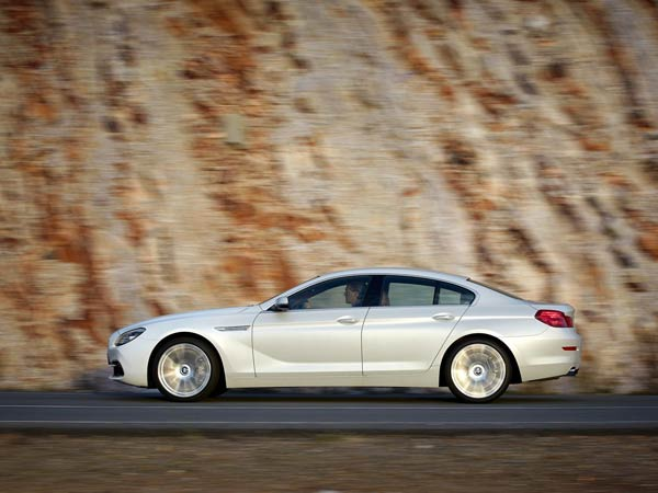 bmw 6 series gran coupe india price
