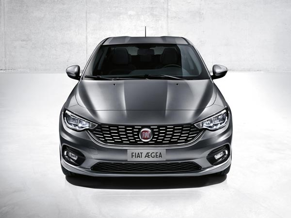 Fiat Linea Compact Sedan Called Aegea In Turkey!