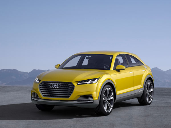 Audi Q1 To Be Globally Revealed In 2016 As New Entry Level ...