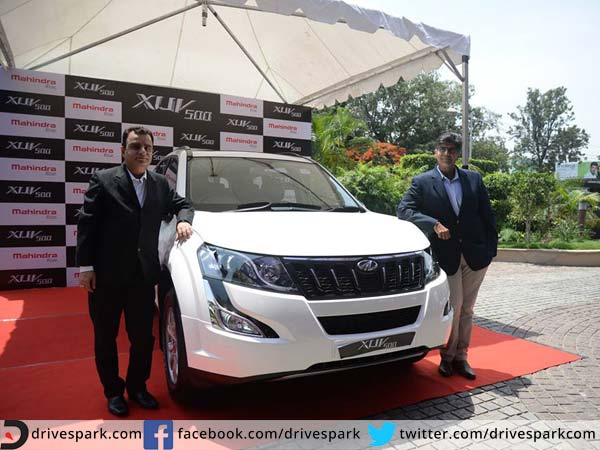 new car launches in bangaloreNew Age Mahindra XUV 500 Launched In Bangalore Price Specs