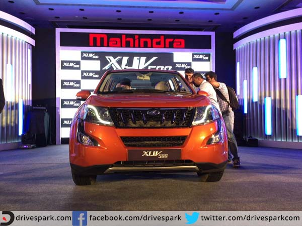 new age mahindra xuv 500 price in mumbai