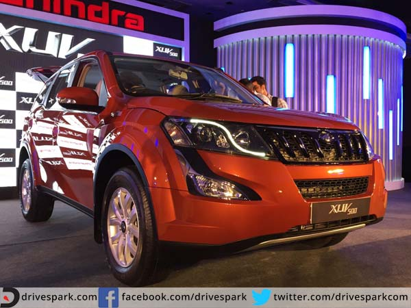 new age mahindra xuv 500 engine specification