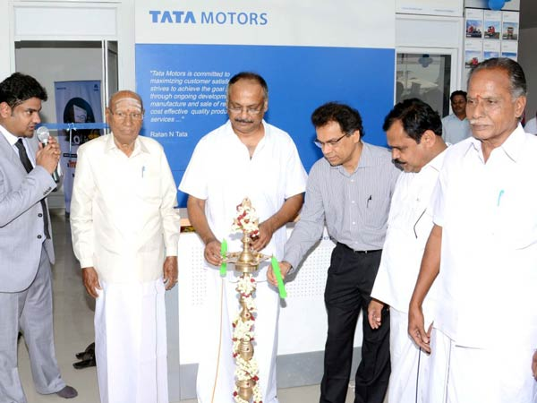 tata commercial vehicle dealership salem