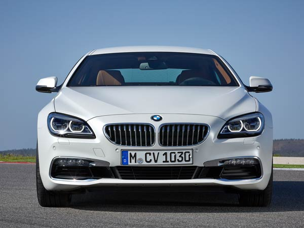 Bmw 6 Series Gran Coupe Facelift India